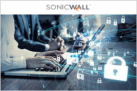 社内ネットワークに設置するだけで安全なVPN環境を構築できる「SONICWALL SMA」