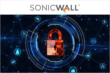 SonicWallで安心・速い・簡単~サイバー攻撃対策の実現~